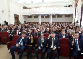 «Единая Россия» в Челябинской области провела ротацию руководящего состава