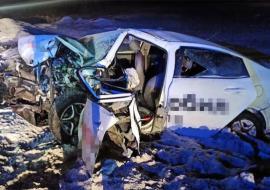 В Челябинской области в ДТП 2 человека погибли и 6 пострадали
