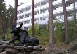 Прокуратура требует снести гостиницу на курорте «Кисегач»