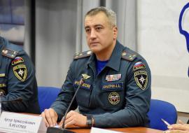 Глава ГУ МЧС по Тюменской области сократил личный доход
