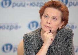 Комарова возобновляет инспекции муниципалитетов ХМАО