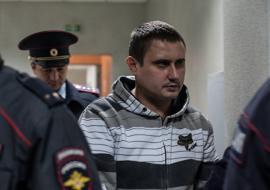 Облсуд отменил апелляцию по делу обвиненных в пытках полицейских из Заречного