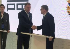 Текслер договорился с главой ВЭБа о модернизации общественного транспорта в Челябинской области