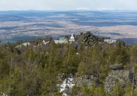 Поселение буддистов в Свердловской области окажется в зоне взрывов нового карьера КГОКа