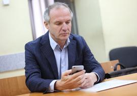 Экс-замминистра экономики Свердловской области Шилиманов оставлен в СИЗО