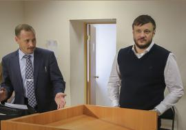 Экс-глава администрации губернатора Челябинской области опроверг виновность Сандакова