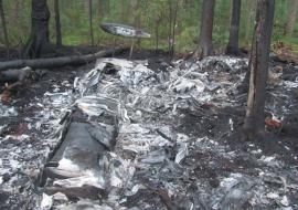 Дело о крушении самолета под Ханты-Мансийском направлено в суд