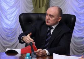 Дубровскому доложили о ЧП в челябинских муниципалитетах