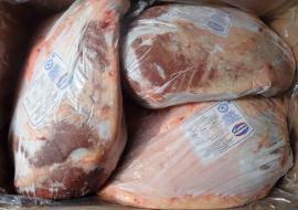 В ХМАО закрыли ввоз свинины