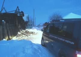СКР устроит проверку курганским соцслужбам за смерть 6 детей на пожарах
