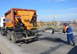 Мэрия Нефтеюганска направит свыше 80 миллионов на ремонт дорог