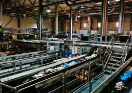 Инвесторы предложили губернатору построить мусоросортировочный завод под Екатеринбургом