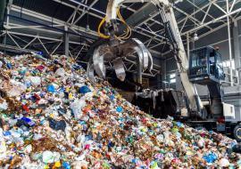 Гордума предложила вынести мусорный полигон за пределы Екатеринбурга