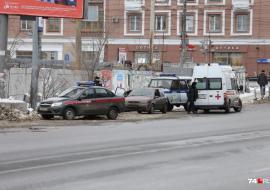 ОМОН массово проверяет торговцев валютой в центре Челябинска