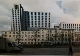 Градсовет одобрил новое здание УФСБ в Екатеринбурге