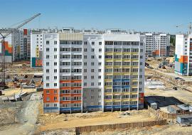 Челябинский Минстрой заметил рост темпов строительства