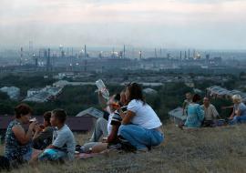 Воздух в городах ХМАО и Магнитогорске признан самым отравленным в России