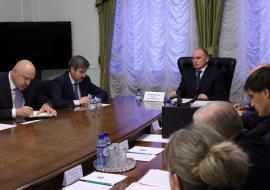 Дубровскому доложили о росте челябинской промышленности