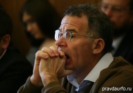 Тунгусов ушел в отставку