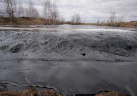 Авария на нефтепроводе «ЛУКОЙЛа» привела в суд департамент недропользования ХМАО