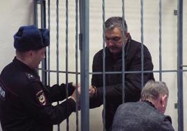 Экс-главу УФСИН России по Курганской области отправили в колонию за растрату