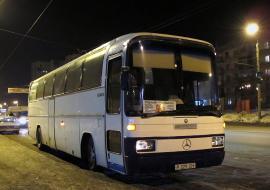 В Челябинске закрыли движение автобусов в Казахстан
