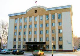 СКР обыскивает администрацию Тобольского района