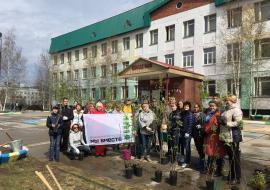 Жителей ХМАО подключили к экологическим проектам