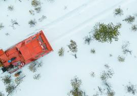 «Газпром нефть» проведет сейсморазведку в ХМАО по «зеленой» технологии