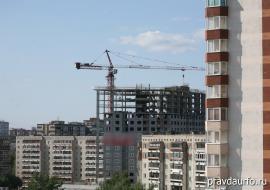 В Челябинской области объемы ввода жилья в апреле снизились почти на 30%