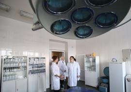 Текслер выделил больнице Магнитогорска 260 миллионов