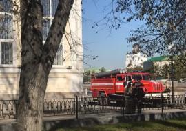 В Екатеринбурге эвакуируют школы
