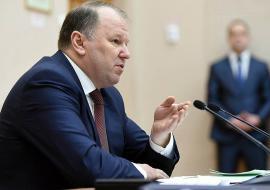 Цуканов отреагировал на просьбу Шумкова о строительстве очистных за 3,5 миллиарда