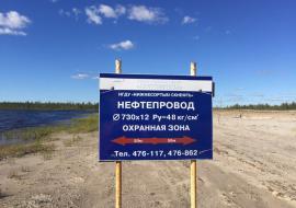Природнадзор Югры изучит разлив нефти у объекта «Сургутнефтегаза»