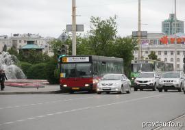 Мэрия Екатеринбурга отменяет ряд маршрутов общественного транспорта