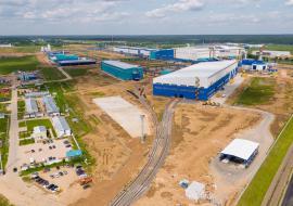 В Тюменской области открыли новое производство энергооборудования за 1,5 миллиарда