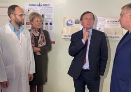 Замгубернатора заявил о подготовке доплат для свердловских медиков