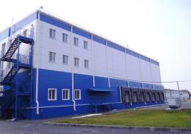 Логистический центр за полмиллиарда открылся в Тюмени