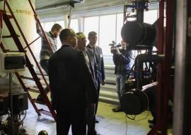 Моор проверил водоснабжение в Юргинском районе