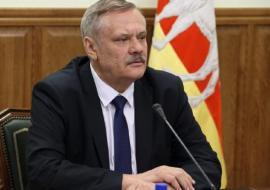 И.о. министра экологии Челябинской области Сергей Лихачев