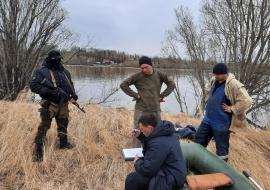 Росрыболовство выявило в ХМАО десятки случаев браконьерства в ходе операции «Весенний нерест»
