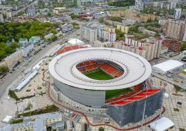 Парк Согласия появится в Екатеринбурге в следующем году