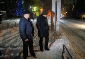 Глава Златоуста уволил руководителя МБУ за уборку дорог