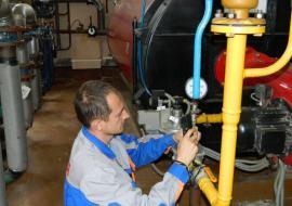 «Ямалкоммунэнерго» приступает к плановым ремонтам котельных и сетей в Муравленко