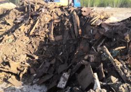 Полиция Пыть-Яха возбудила уголовное дело после сноса фенольного дома