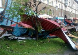 Ураган заберет из бюджета Нижнего Тагила 105,4 миллиона