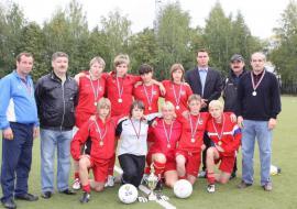В Тюменской области дан старт проекту «Женский футбол – в ССУЗы»