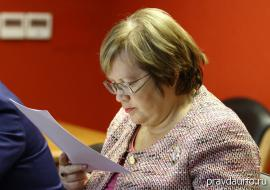 Мерзлякова собирает жалобы по выборам в Свердловской области