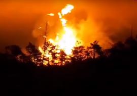 В Свердловской области произошло ЧП на объекте «дочки» «Газпрома»