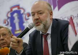 Павел Крашенинников объединил свердловских депутатов